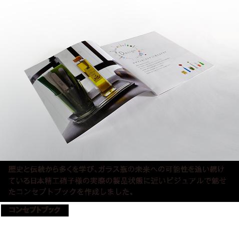 日本精工硝子 コンセプトブック