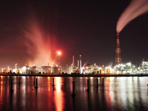 工場夜景スポット